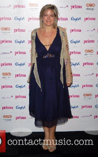 Penny Smith Comfort Prima High Street Fashion Awards...