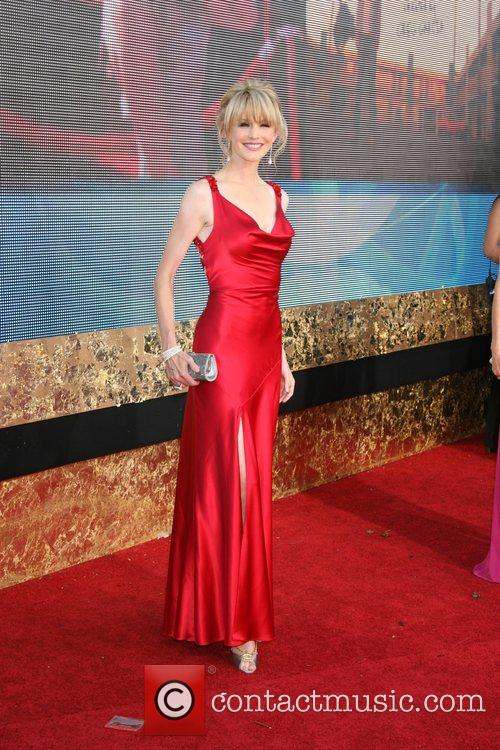 Kathryn Morris The 59th Primetime Emmy Awards at...