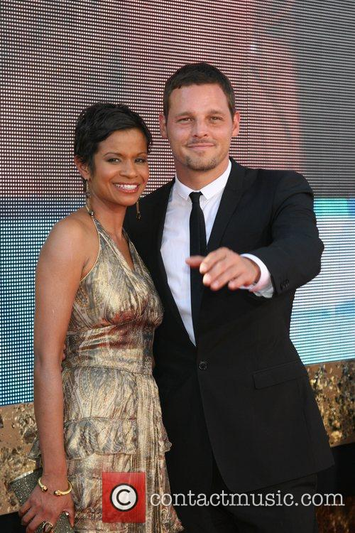 Justin Chambers The 59th Primetime Emmy Awards at...