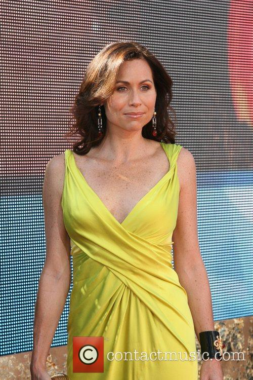 Minnie Driver The 59th Primetime Emmy Awards at...