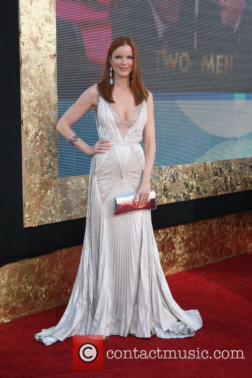 Marcia Cross The 59th Primetime Emmy Awards at...