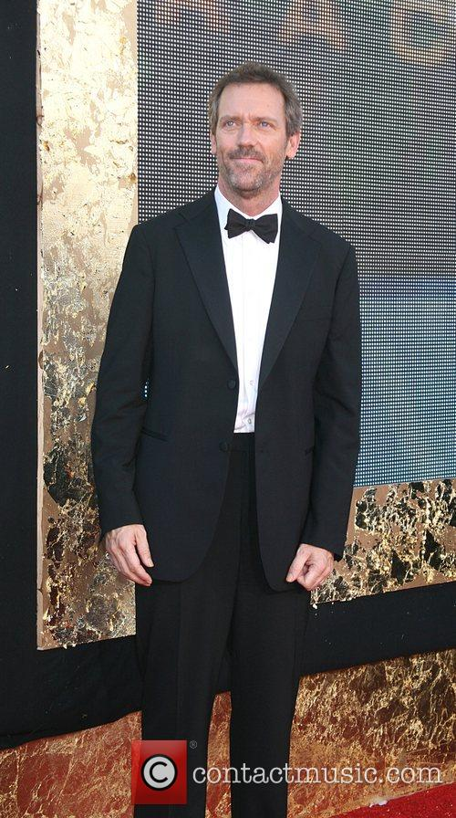 Hugh Laurie The 59th Primetime Emmy Awards at...