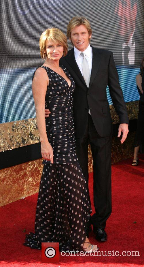Denis Leary and Wife Ann Leary The 59th...