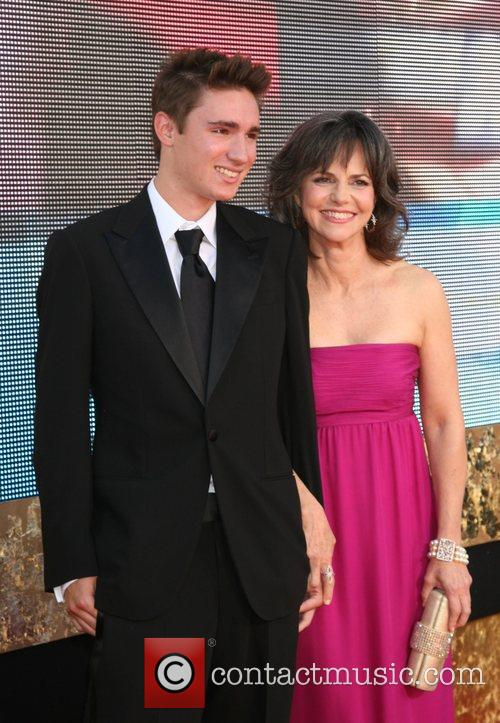 Sally Field and guest The 59th Primetime Emmy...