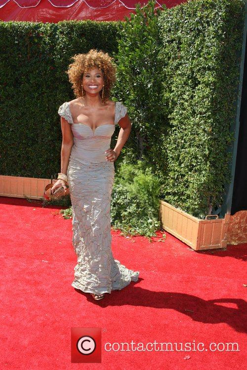 Tamika Ray The 59th Primetime Emmy Awards at...