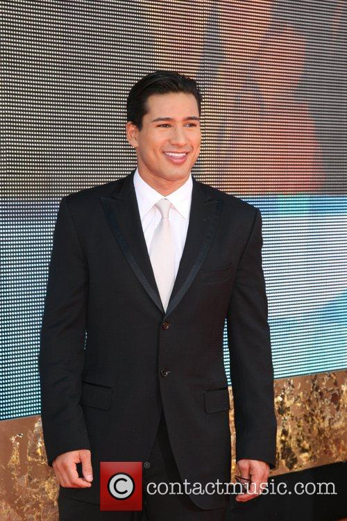 Mario Lopez The 59th Primetime Emmy Awards at...