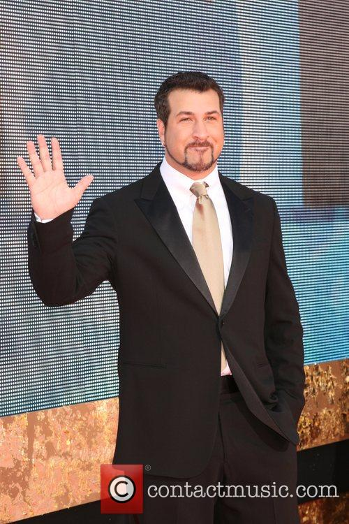 Joey Fatone The 59th Primetime Emmy Awards at...