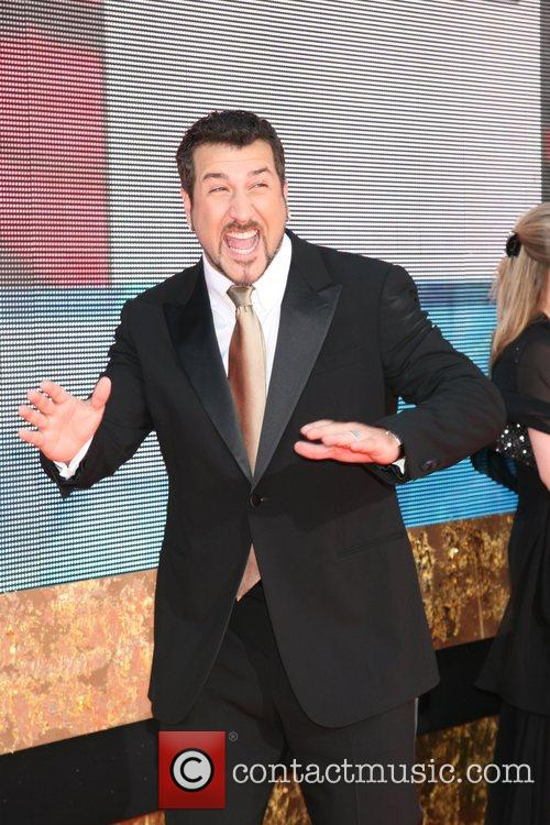 Joey Fatone, Emmy Awards