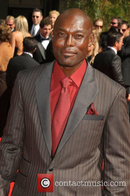 Jimmy Jean-Lewis The 59th Primetime Emmy Awards at...