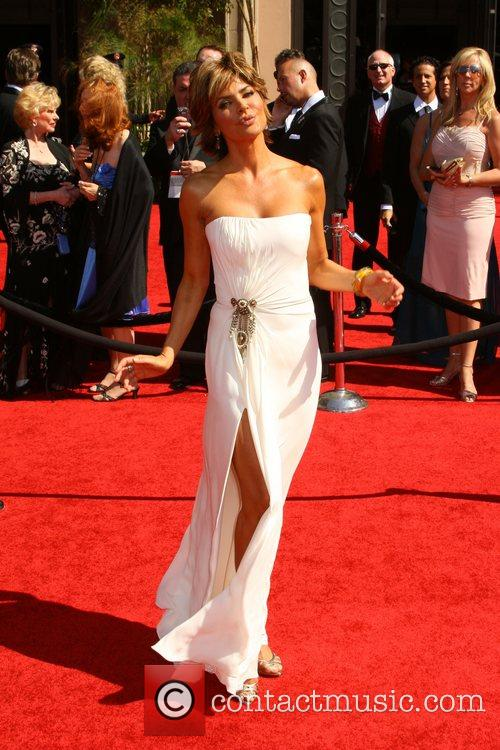 Lisa Renna The 59th Primetime Emmy Awards at...