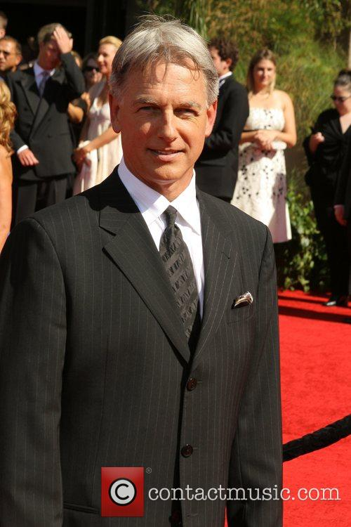 Mark Harmon The 59th Primetime Emmy Awards at...