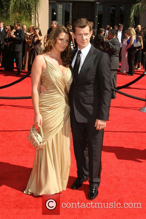 Eric Mabius The 59th Primetime Emmy Awards at...