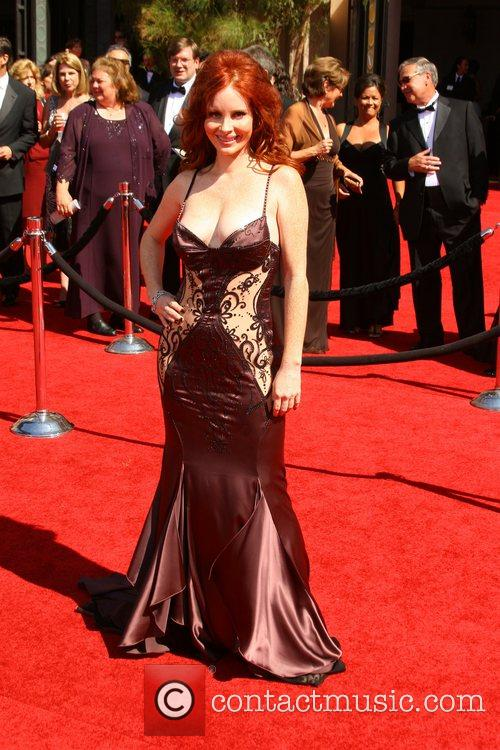 Phoebe Price The 59th Primetime Emmy Awards at...