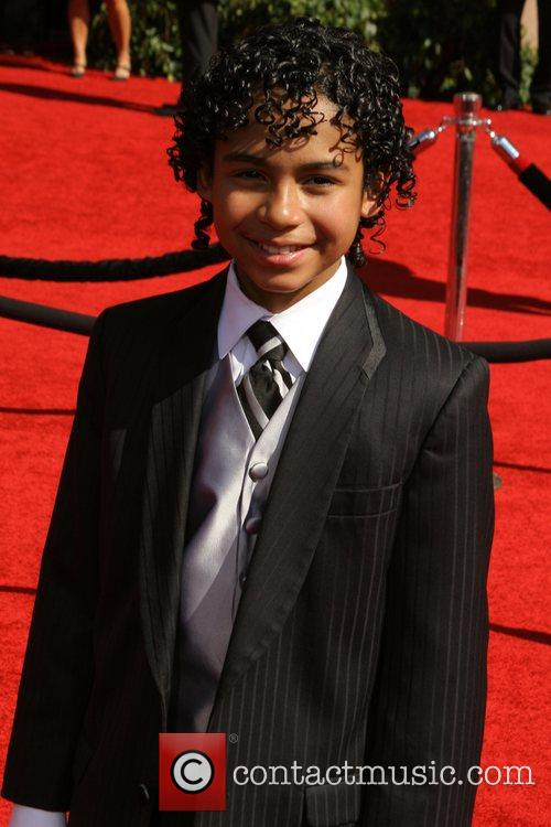 Noah Gray-Cabey The 59th Primetime Emmy Awards at...