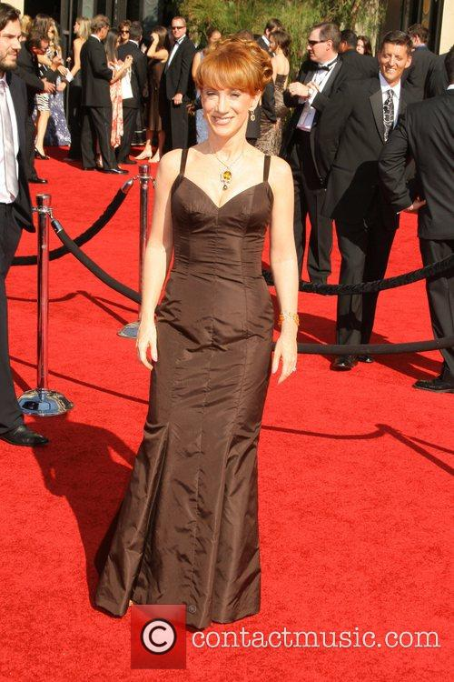 Kathy Griffin The 59th Primetime Emmy Awards at...