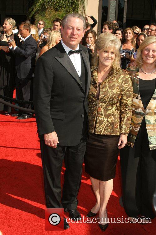 Al Gore and Guests The 59th Primetime Emmy...