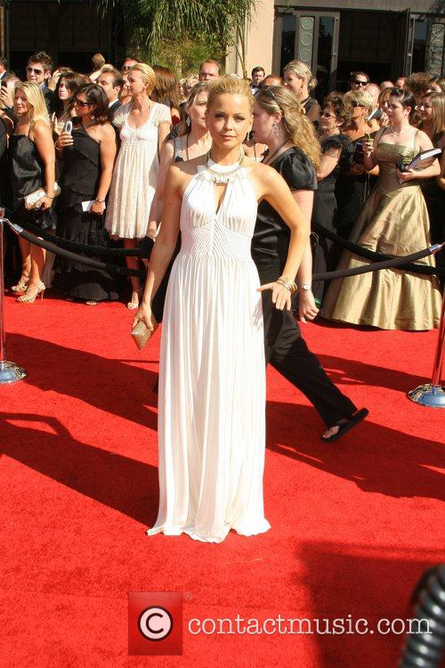 Marisa Coughlan The 59th Primetime Emmy Awards at...