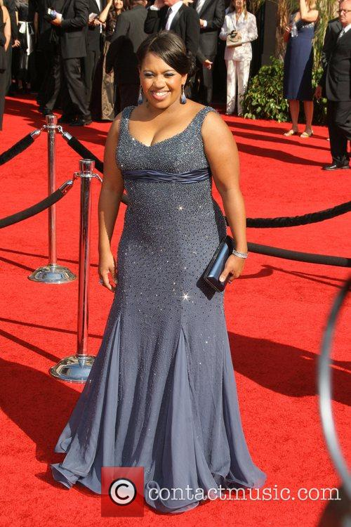 Chandra Wilson The 59th Primetime Emmy Awards at...