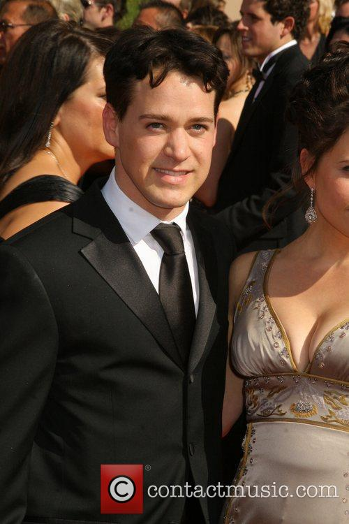 T.R. Knight The 59th Primetime Emmy Awards at...