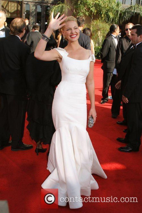 Katherine Heigl The 59th Primetime Emmy Awards at...