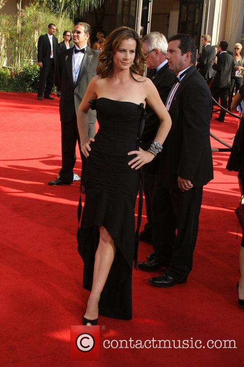 Rachel Griffiths The 59th Primetime Emmy Awards at...