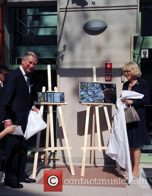 Prince Charles, Prince Of Wales, Camilla and Duchess Of Cornwall Unveil Plaques As They Open The Krakow Jewish Community Centre 2