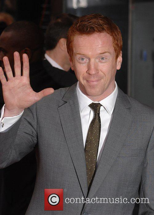 Damian Lewis and Odeon Leicester Square 1
