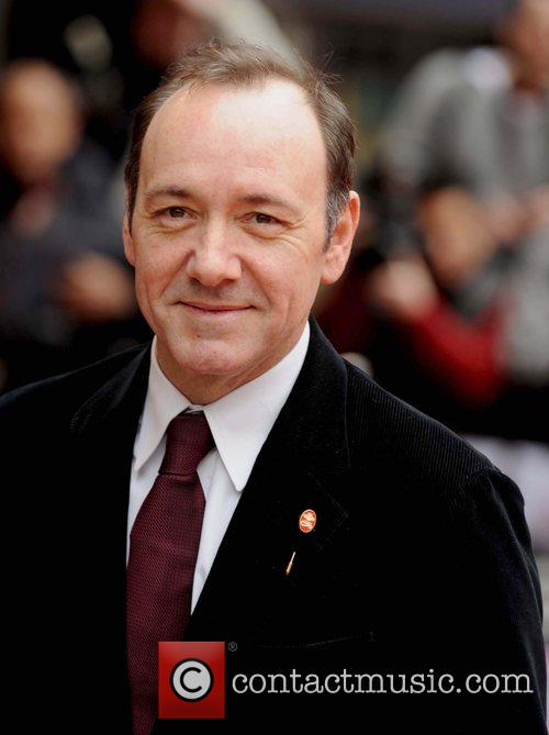 Kevin Spacey  The Prince's Trust & RBS...