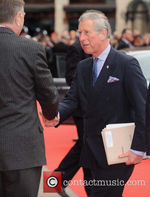 Prince Charles, Prince of Wales The Prince's Trust...