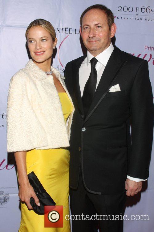 Carolyn Murphy and John Dempsey 25th Anniversary Princess...