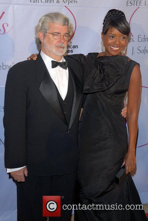 George Lucas, Mellody Hobson 25th Anniversary Princess Grace...