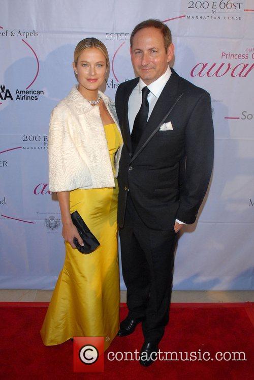 Caroline Murphy, John Dempsey  25th Anniversary Princess...