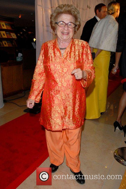 Dr. Ruth Westheimer 25th Anniversary Princess Grace Awards...