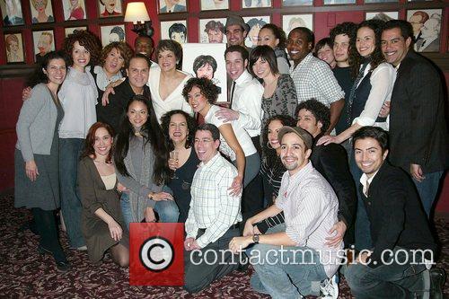 Priscilla Lopez & Cast Unveiling of Priscilla Lopez's...