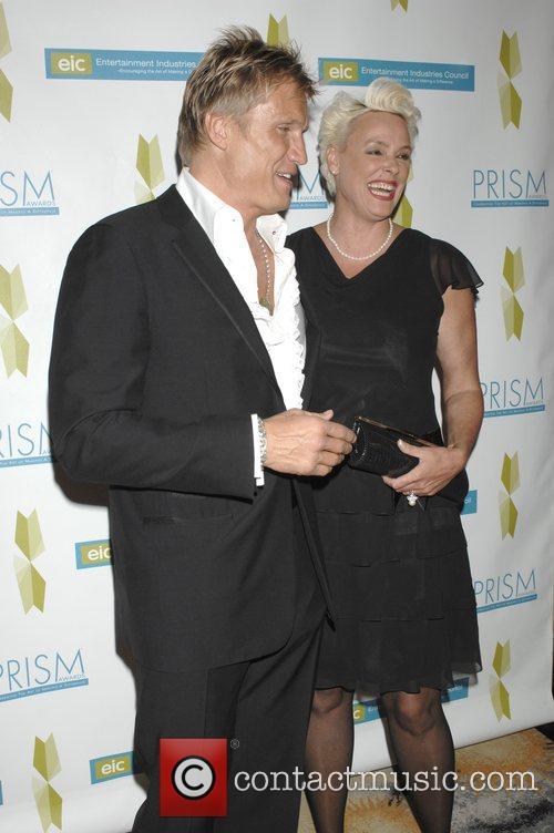 Dolph Lundgren and Brigitte Nielsen 3