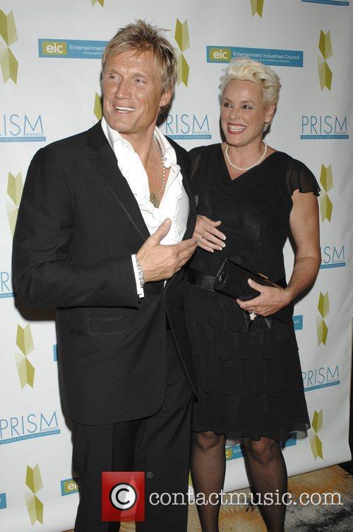 Dolph Lundgren and Brigitte Nielsen 5