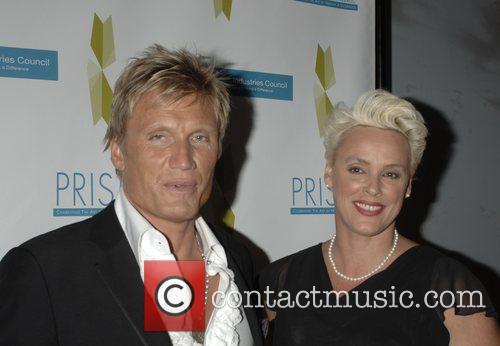 Dolph Lundgren and Brigitte Nielsen 6