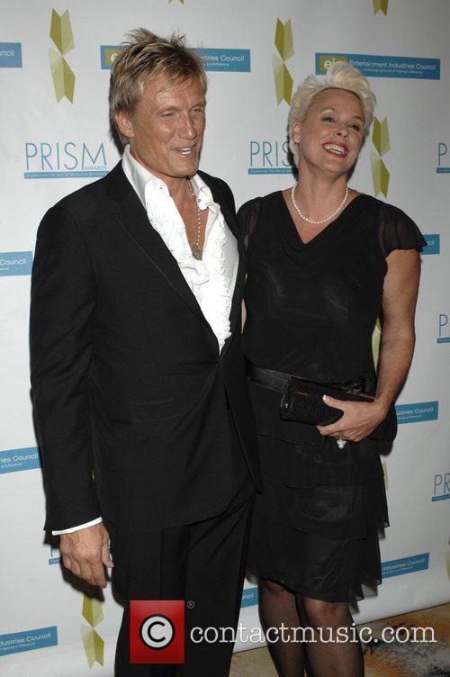 Dolph Lundgren and Brigitte Nielsen 8