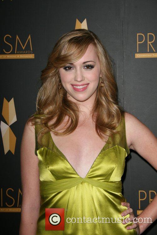 Andrea Bowen 12th annual Prism awards held at...