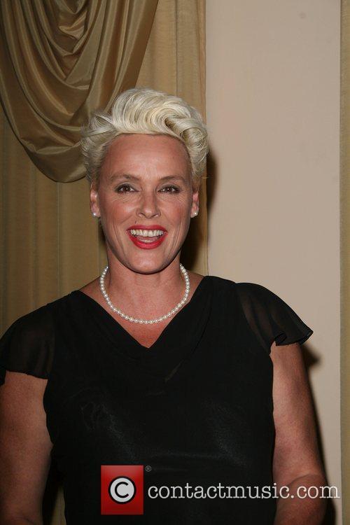 Brigitte Nielsen 12th annual Prism awards held at...