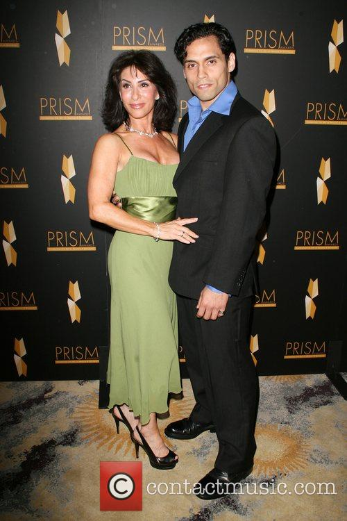 Danny Arroyo and guest 12th annual Prism awards...