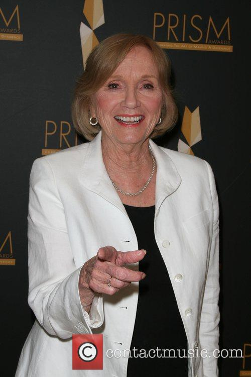 Eve Marie Saint 12th annual Prism awards held...