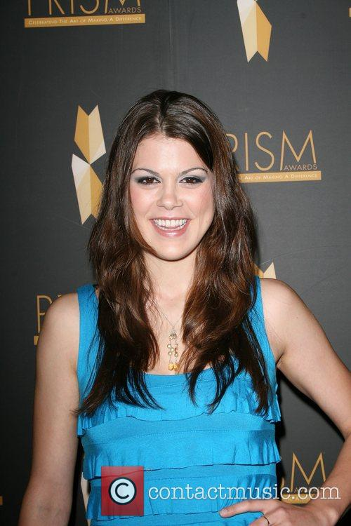 Lindsey Shaw 12th annual Prism awards held at...