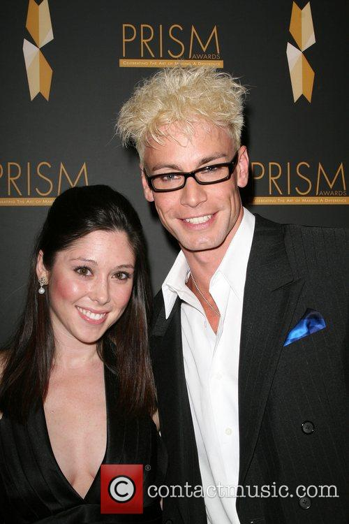 Murray Sawchuck and guest 12th annual Prism awards...