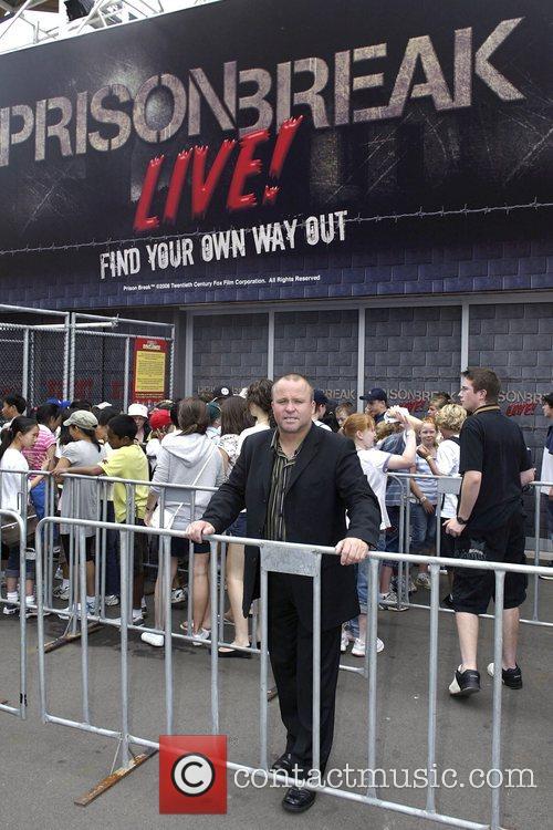 Lynton Harris Launch of Prisonbreak Live at Luna...