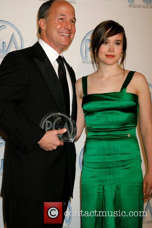 Brad Lewis and Ellen Page 2