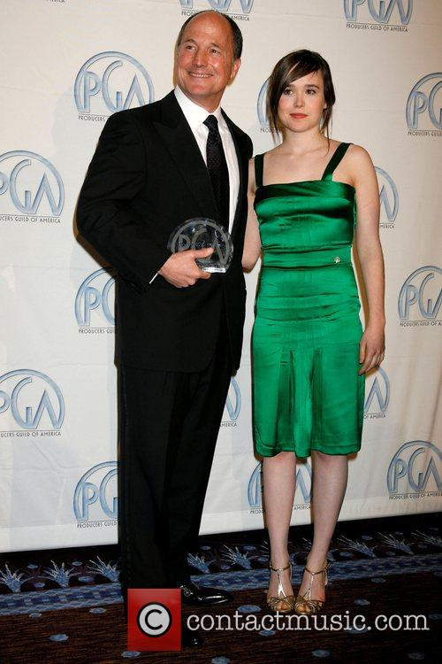 Brad Lewis and Ellen Page 1