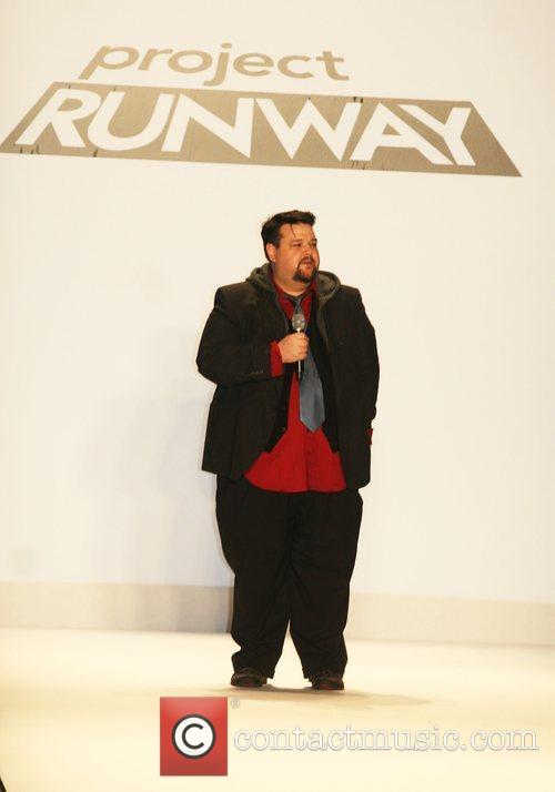 Chris Mercedes Benz Fashion Week Fall 2008 -...