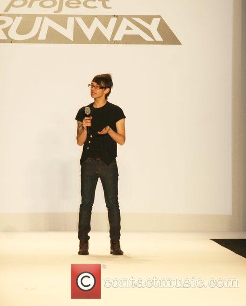 Christian Mercedes Benz Fashion Week Fall 2008 -...
