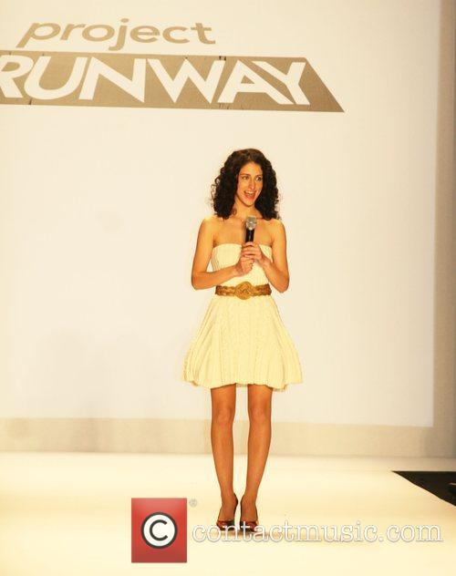 Jillian Mercedes Benz Fashion Week Fall 2008 -...